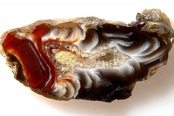 Агат - лечебный камень