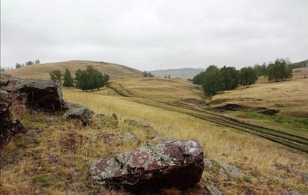 Добыча яшмы в Башкирии