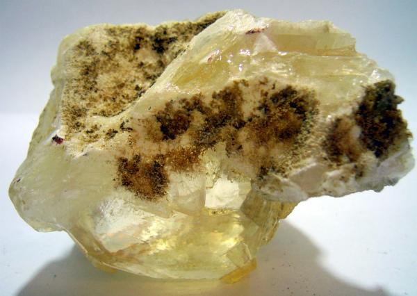 Исландский шпат камень