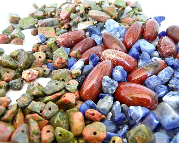 Камень яшма - минерал, фото