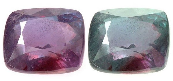 Два камня александрита