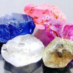 Что такое гидротермальный сапфир