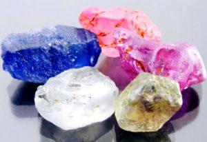 Сапфиры гидротермальные - что это такое