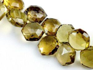 Золотые топазы
