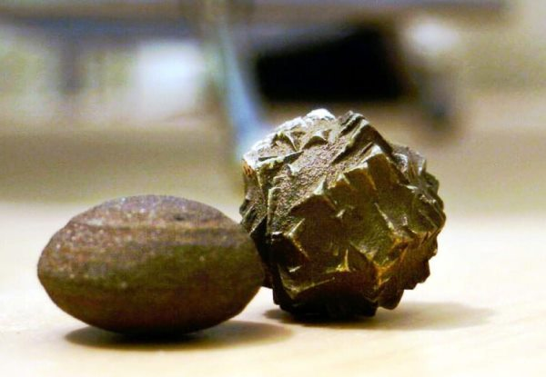 Камни боджи - настоящая редкость