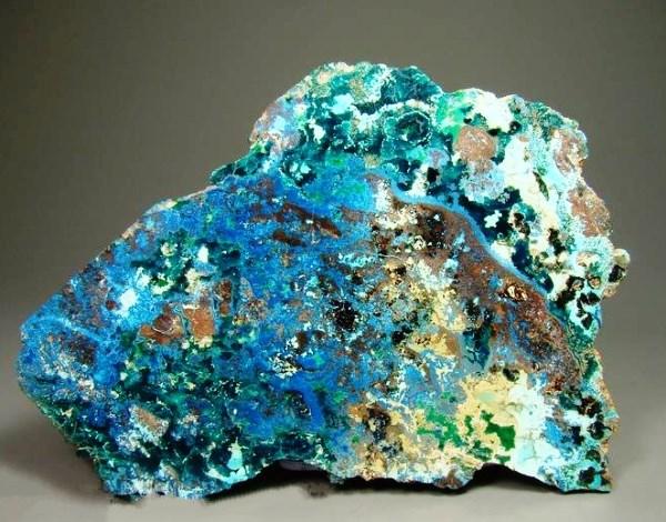 Камень шаттукит - места добычи