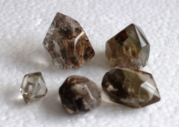 Кристаллы хлорита