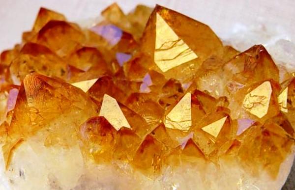 Особенности минерала цитрин