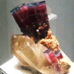 Полихромный турмалин эльбаит. Свойства камня