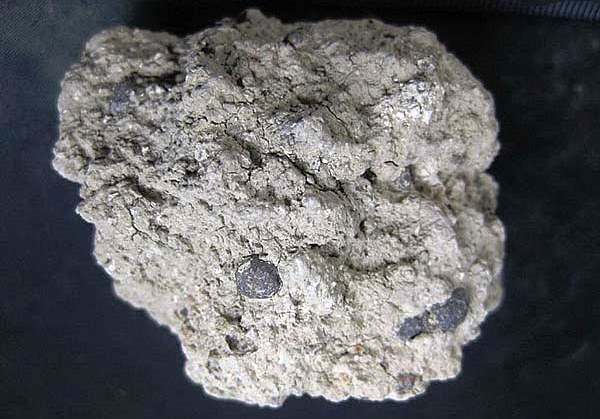Псиломелан - разновидность пиролюзита