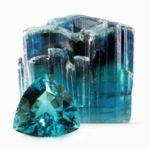 Турмалин индиголит — особенности камня