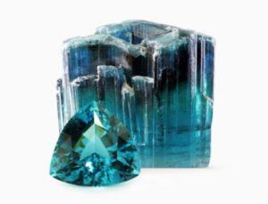 Индиголит - минерал